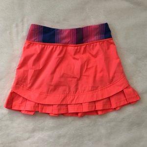 Ivivva skirt size 8